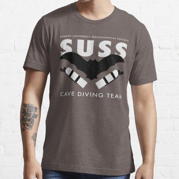 SUSS Cave Diving Team Essential T-Shirt