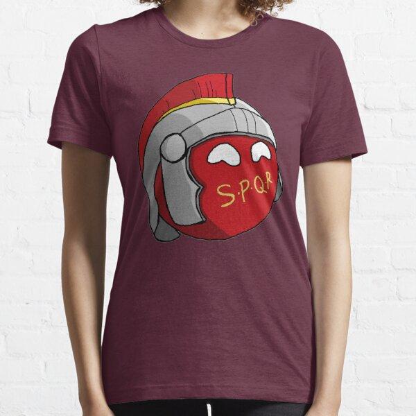 SPQR Ball RomeBall  Essential T-Shirt