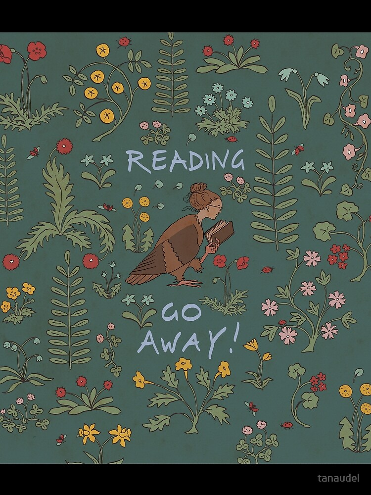 Reading - Go Away by tanaudel