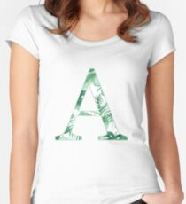 Topical Alpha Women's Fitted Scoop T-Shirt