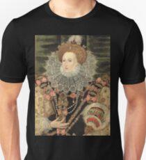 George Gower - Portrait of Elizabeth I of England  Unisex T-Shirt