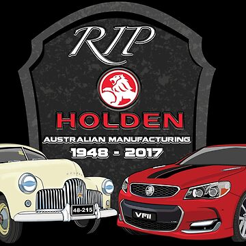 RIP Holden Australia by holdenfanpage