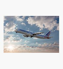 American Airlines A321-231 N917UY Photographic Print