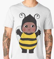 Chubby Bee Kewpie Men's Premium T-Shirt