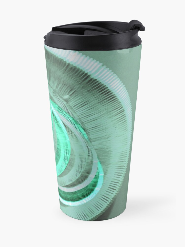 Alternate view of Eclipse and abandonment Travel Mug