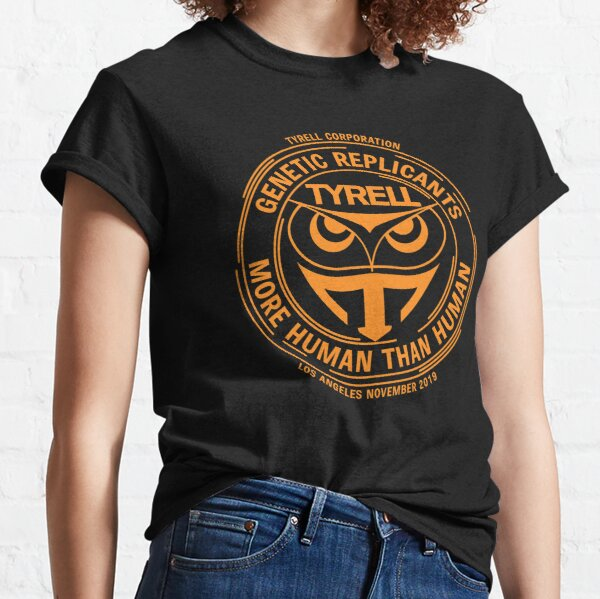 Tyrell Corporation - Orange Classic T-Shirt