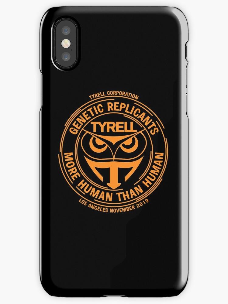 Tyrell Corporation - Orange by Purakushi