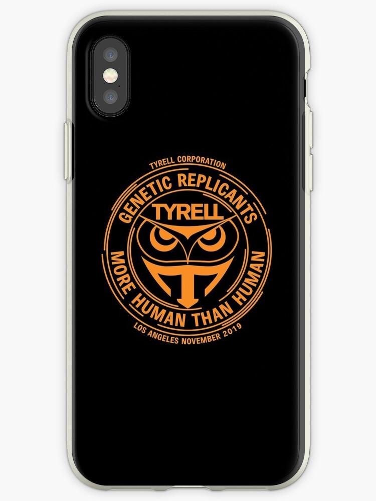 Tyrell Corporation - Orange by Candywrap Design