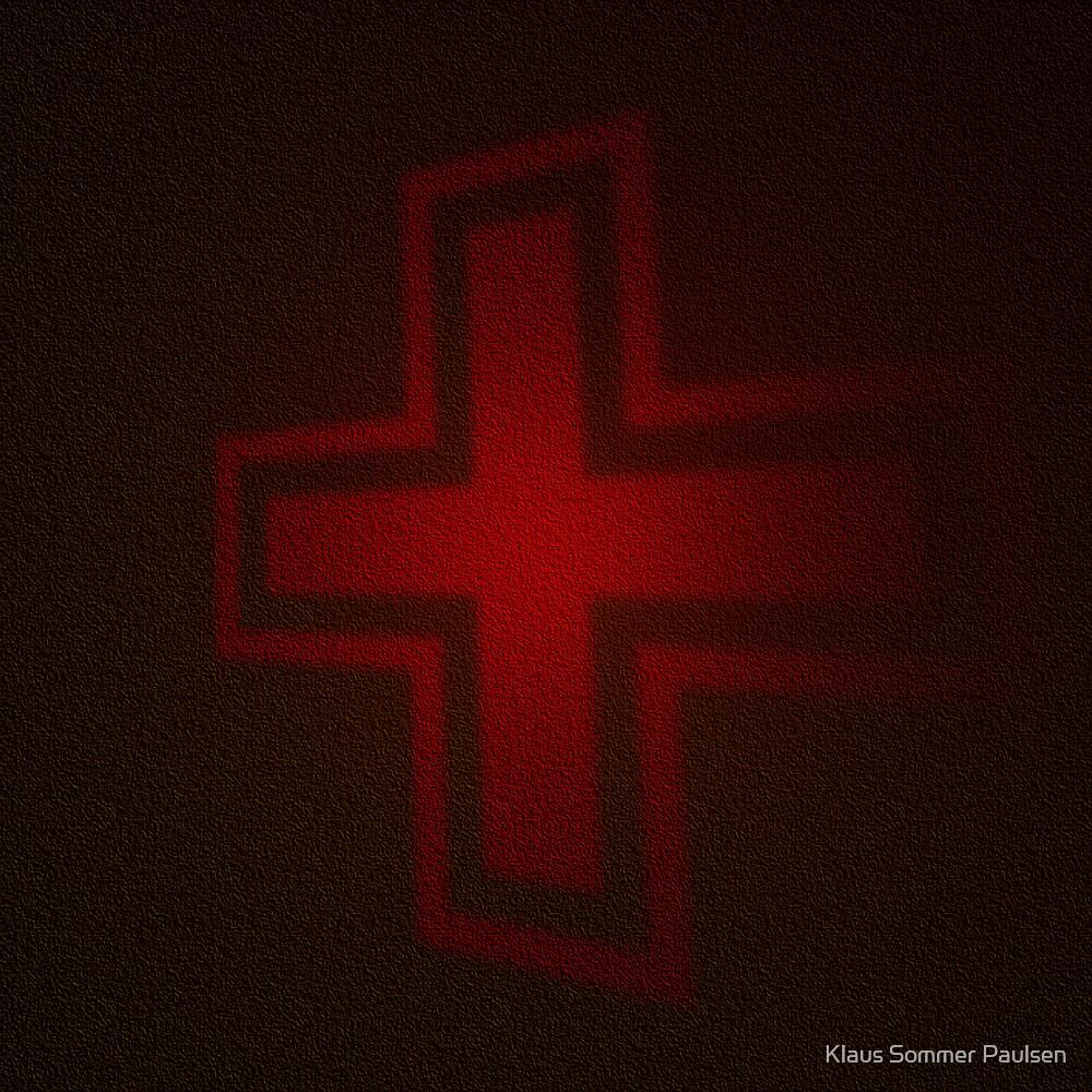 Red Cross by Klaus Sommer Paulsen