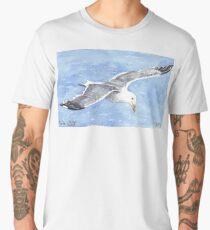 Jonathan, the Seagull Men's Premium T-Shirt