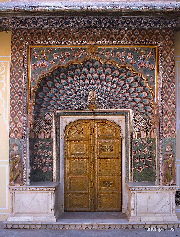 Indian Doorway by randmphotos