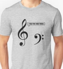 Music Pun Unisex T-Shirt