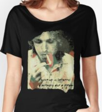 Tom Petty - Memory and a Dream     Women's Relaxed Fit T-Shirt