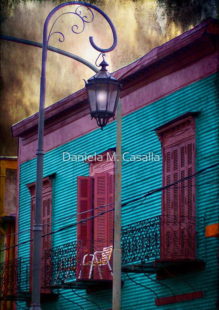 Balcones by Daniela M. Casalla