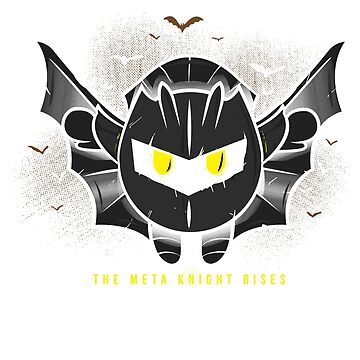 The Meta Knight Rises by GordonBDesigns