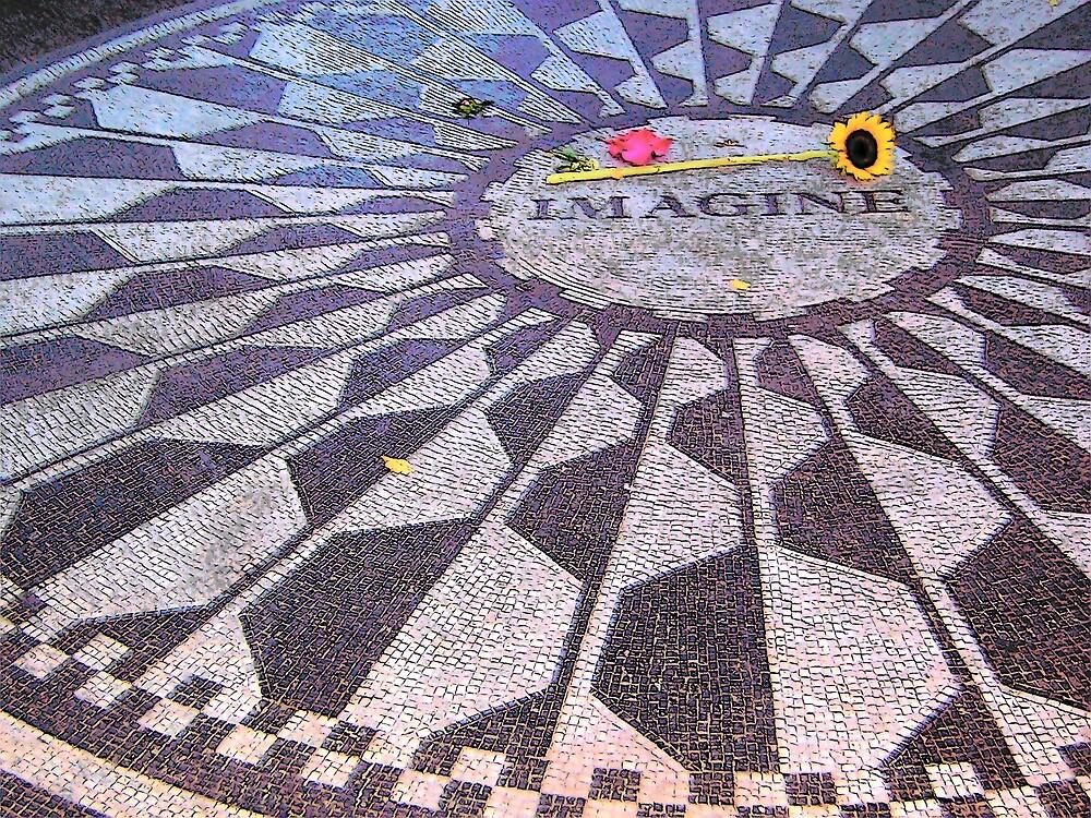 For John Lennon by HAHANOW