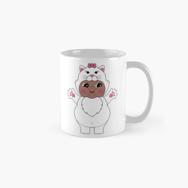 Chubby Cat Kewpie Classic Mug