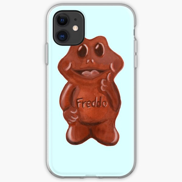 Freddo Frog iPhone Soft Case