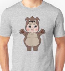 Chubby Dog Kewpie Unisex T-Shirt