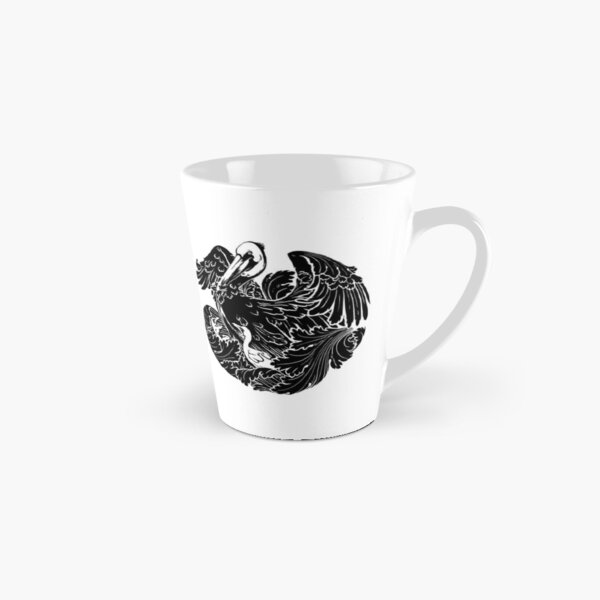 Pelican in her Piety Tall Mug