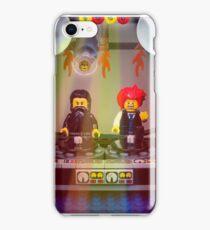 Das Brick-men iPhone Case/Skin