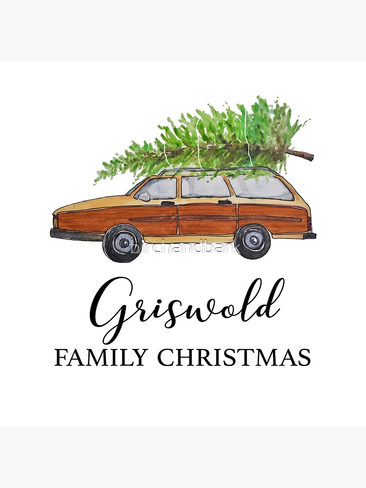Christmas vacation Griswold family Christmas by birchandbark