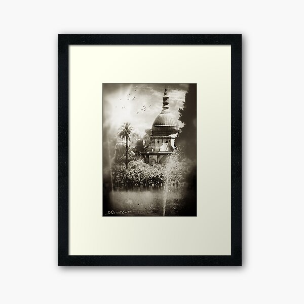Buenos Aires Zoo Framed Art Print
