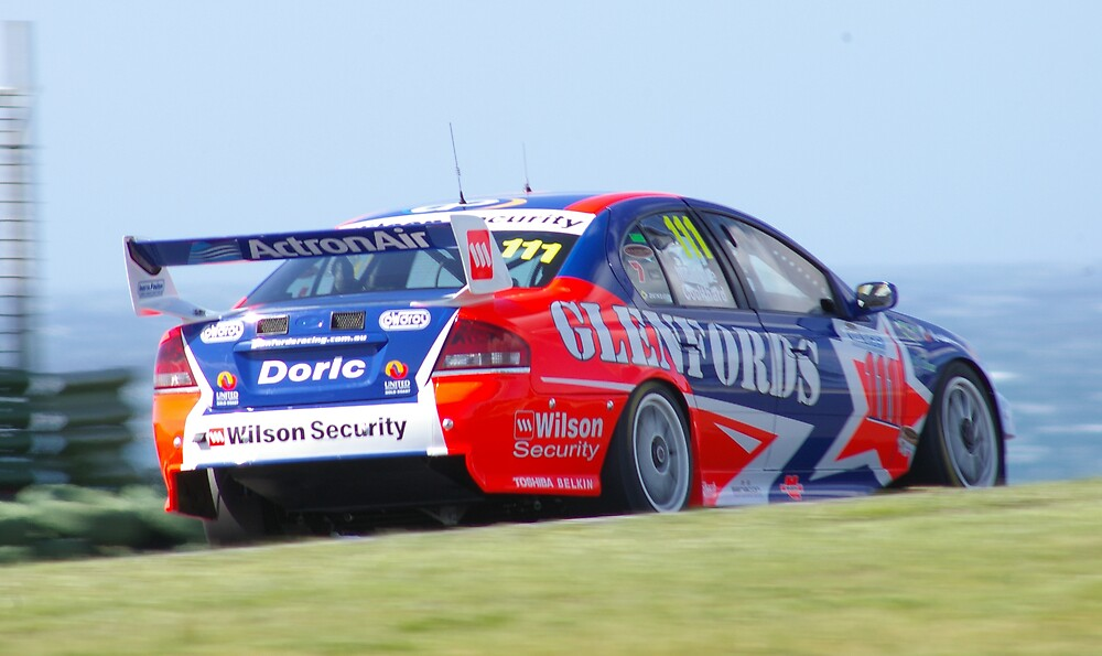 Couthard & McIntrye - Phillip Island 2008 by MelsPhotos