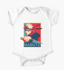 Naruto Hope Poster Kids Clothes