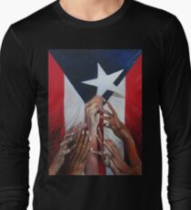A star will rise Long Sleeve T-Shirt
