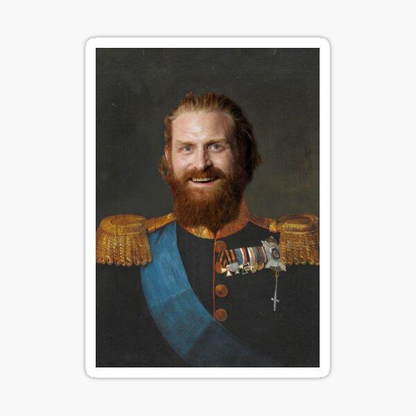General Tormund Sticker