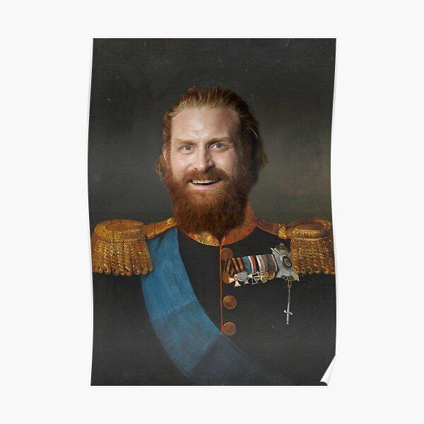 Général Tormund Poster