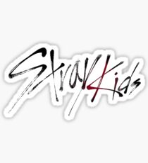 Stray Kids - LOGO Sticker
