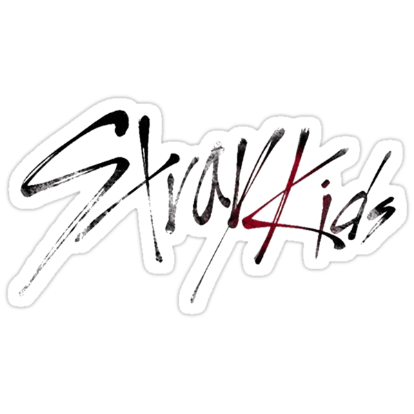 Quot Stray Kids Logo Quot Stickers By Gain Park Redbubble