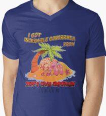 Jeff's Crab Emporium Men's V-Neck T-Shirt