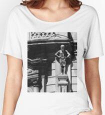Sculpture of a man Women's Relaxed Fit T-Shirt