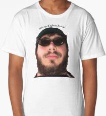 We're goin' ghost huntin' Long T-Shirt