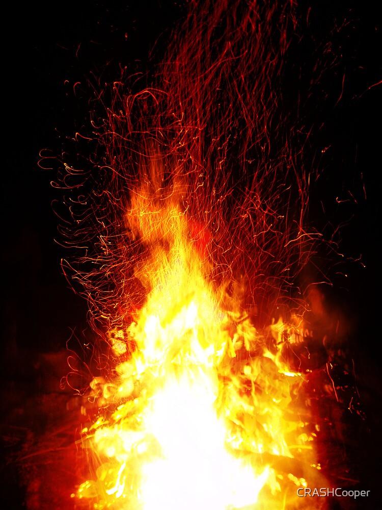 Campfire by CRASHCooper