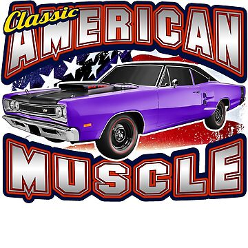 American Muscle Car Series - Super Bee by hotrodz