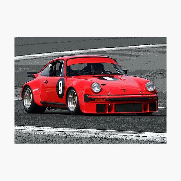 Classic Porsche Photographic Print