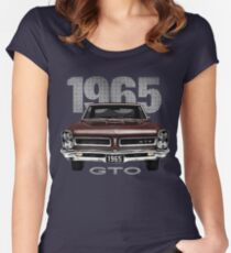 1965 GTO Women's Fitted Scoop T-Shirt