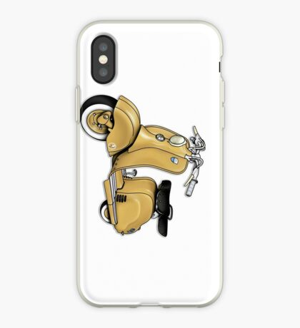Scooter T-shirts Art: LD 150 - Original Color iPhone Case