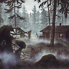 Forest vättar by Filippo Vanzo