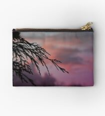 Drive by Sunsets Studio Pouch