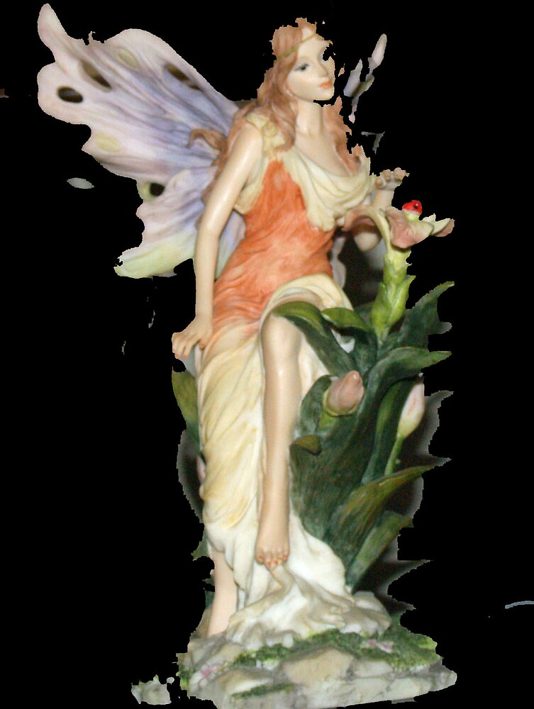 A lovely Fairy Watching Over Me  by Elsie  Duggan