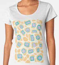 Blogs and Stripes Women's Premium T-Shirt