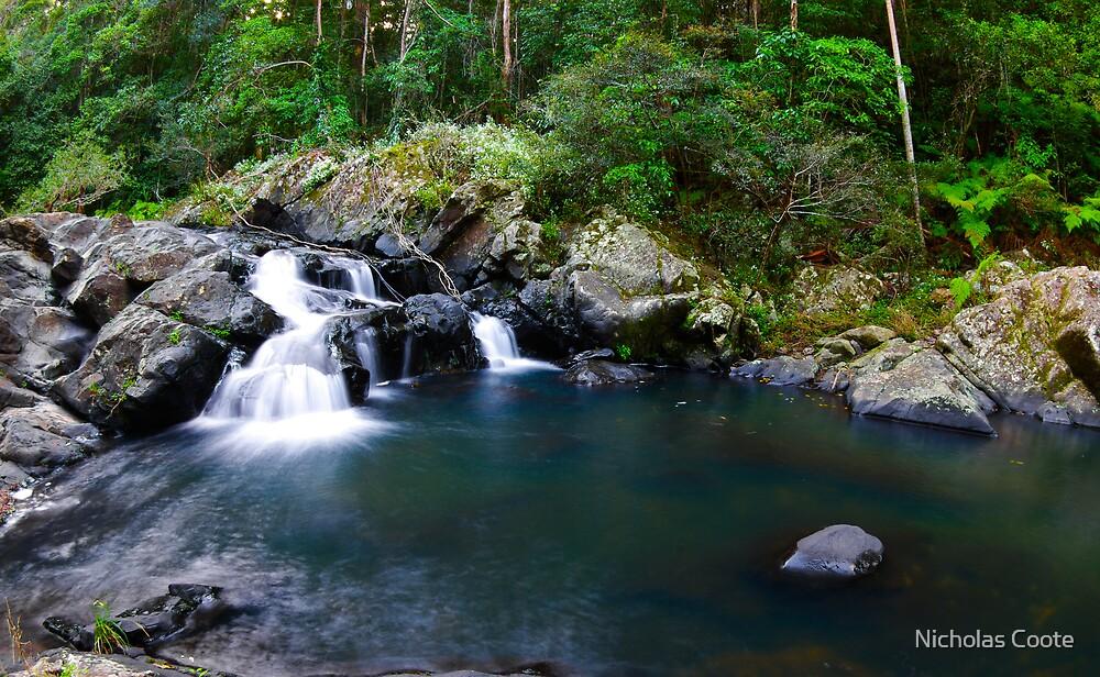 Booloumba Falls by Nicholas Coote