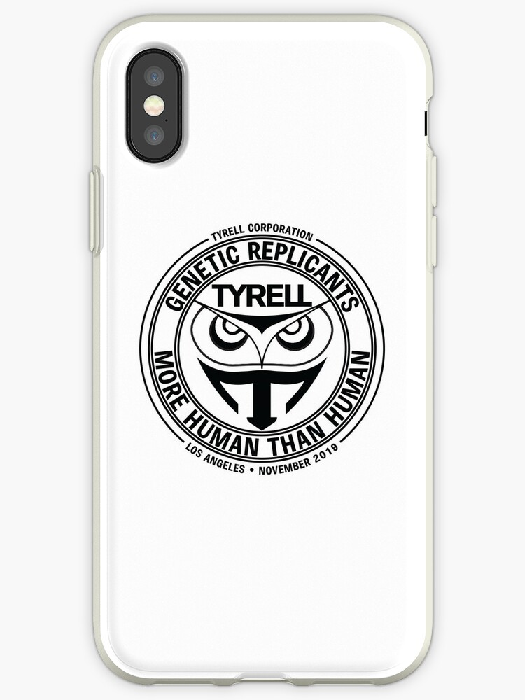 Tyrell Corporation - White Variant by Candywrap Design