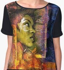 Lauryn Hill Chiffon Top