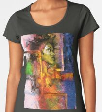Lauryn Hill Women's Premium T-Shirt